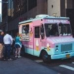 New York's food truck.