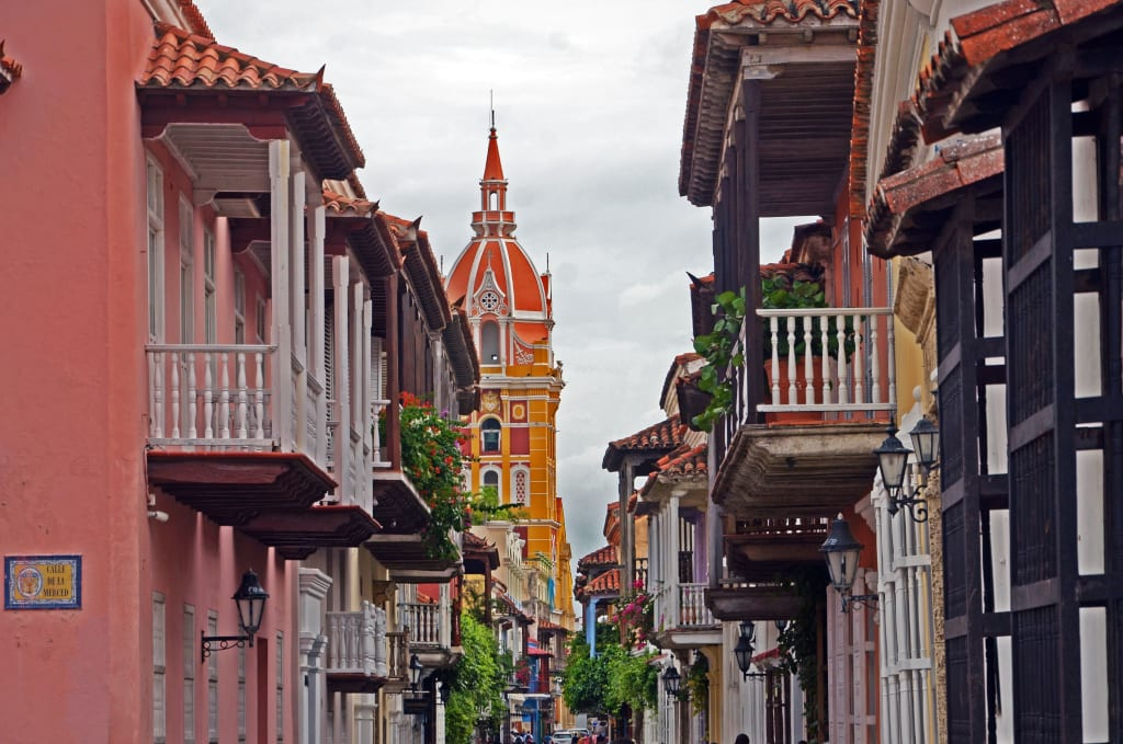 Cartagena is one of Colombia's great treasures.