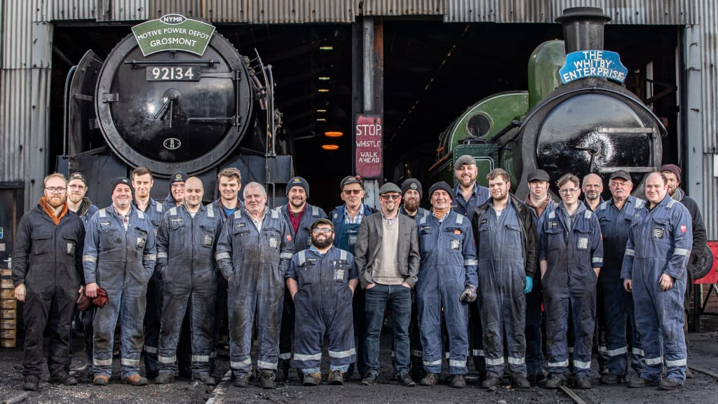 North Yorkshire Moors Railway Future Secured