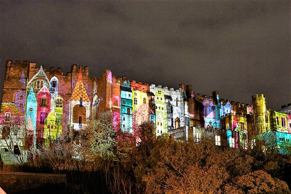 Lumiere Light Festival Durham