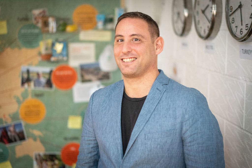 Jeremy Sampson Future of Tourism Coalition