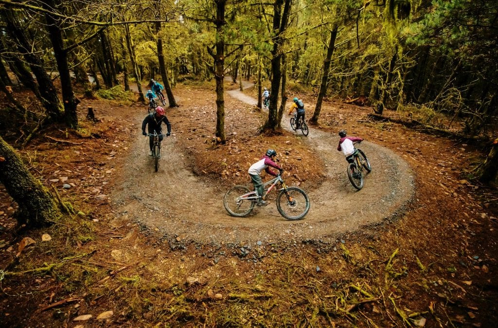 First Carbon Neutral Bike Park by 2025