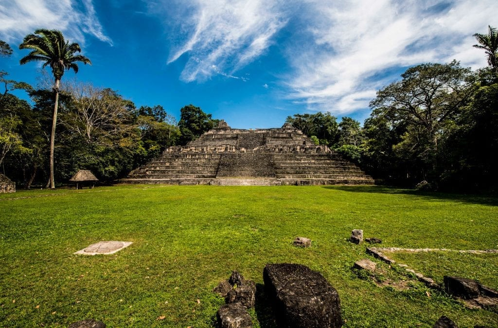 Discover Mayan Ruins in Central America