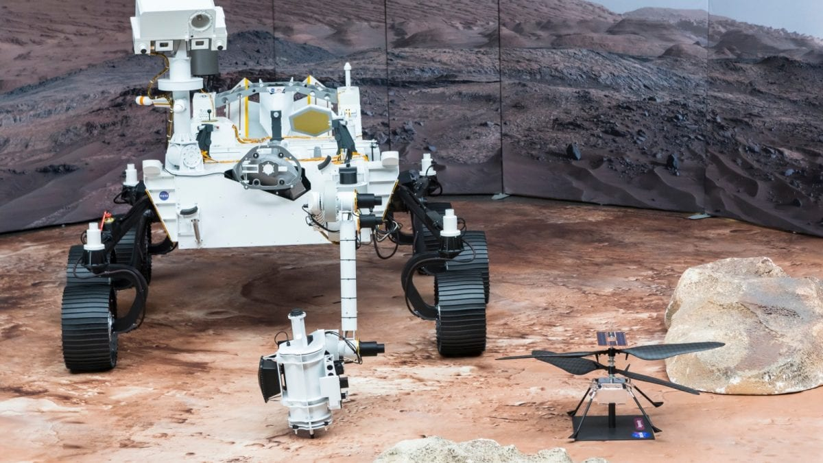 Learn about Toulouse and the Mars Rover