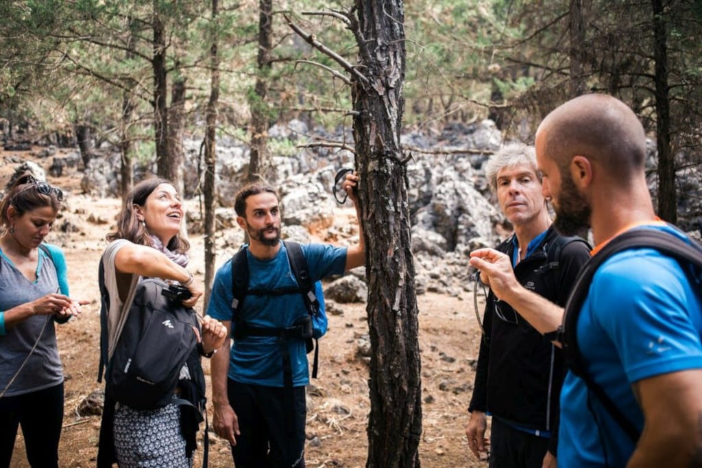 MEET Guide with Ecotourists in Colline Metallifere Tuscan Mining Geopark, Italy