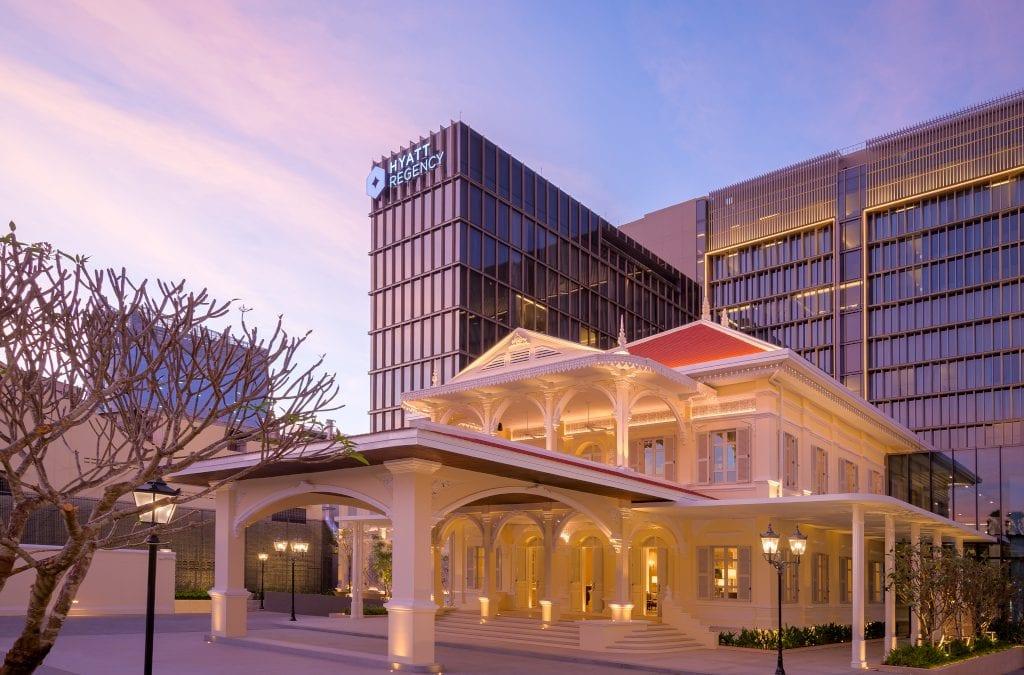 Hyatt Regency Phnom Penh Cambodia