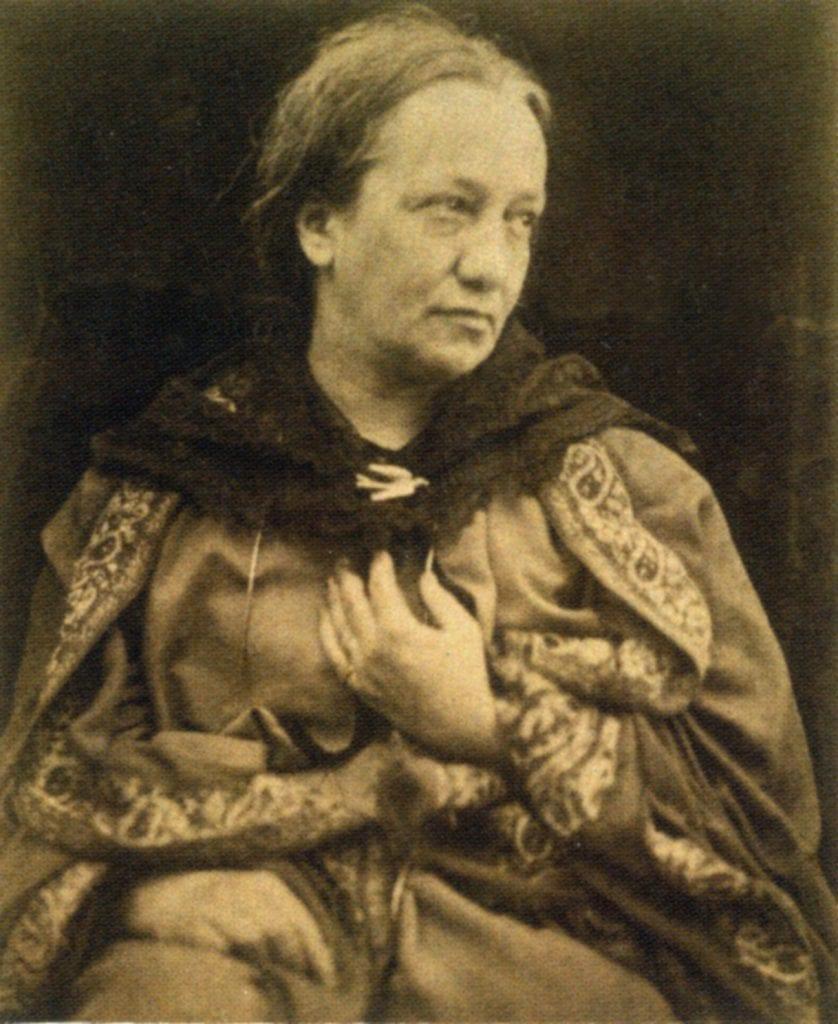 Julia Margaret Cameron by HHH Cameron, 1874