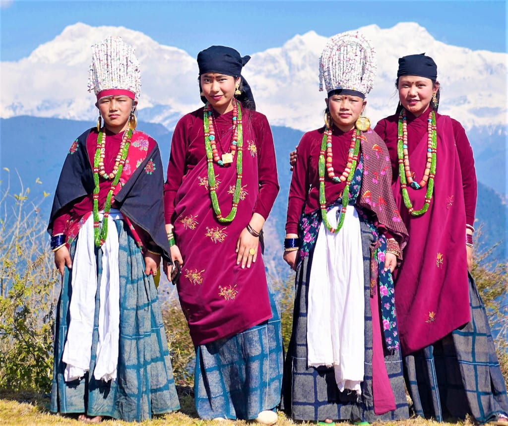 Nepal has a rich range of cultures and stunning landscapes