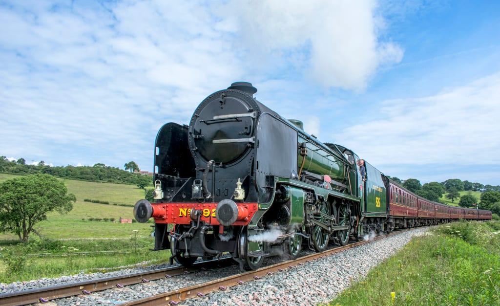 North Yorkshire Moors Railway NYMR