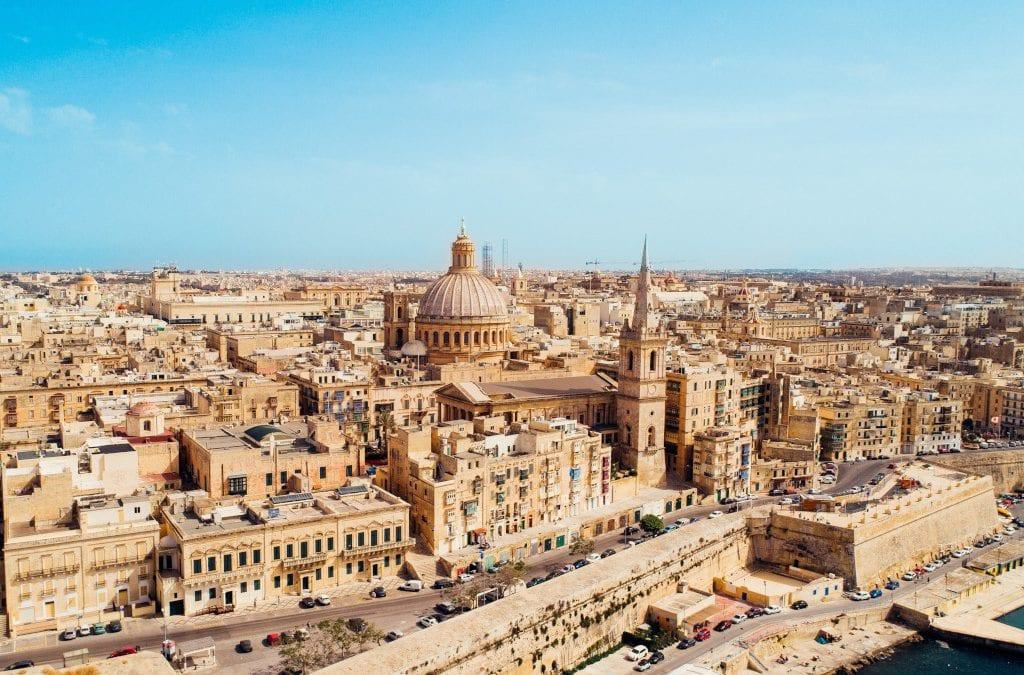 Malta to Welcome Vaccinated UK Travellers