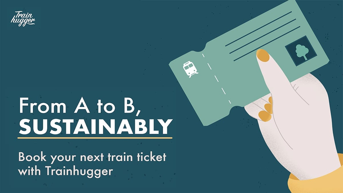 Trainhugger Gets Britain Back on Track