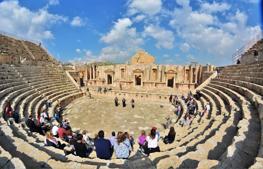 Jordan Cultural Imersion, credi Tourism Cares