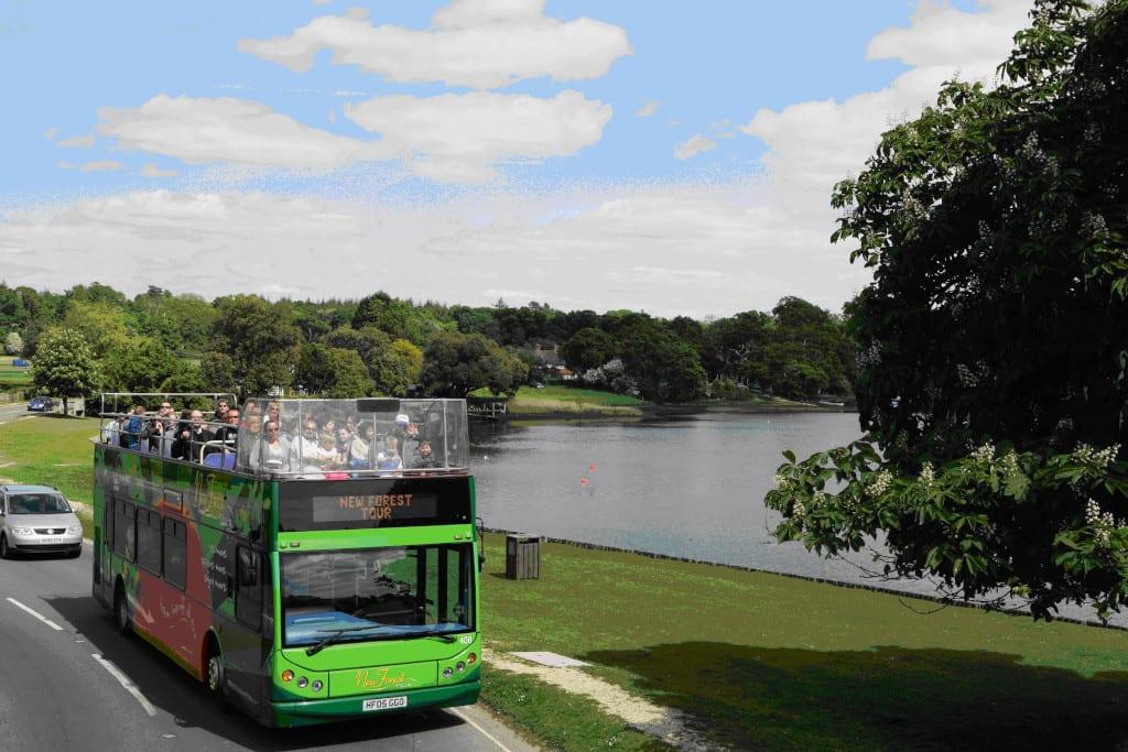 NF Tour Bus