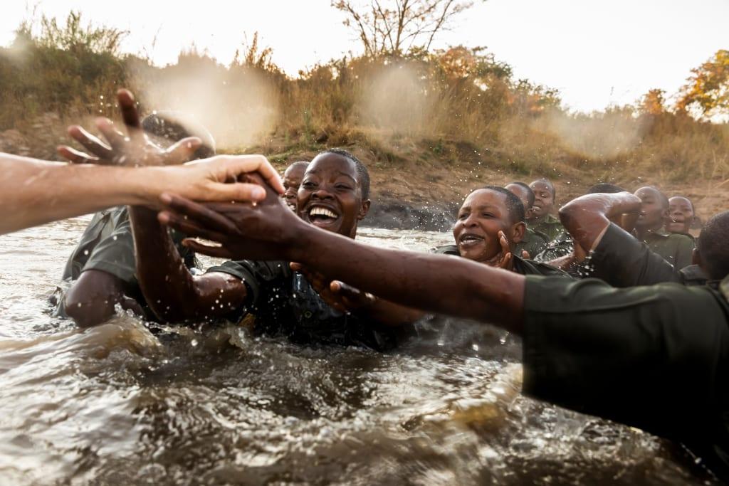 PHUNDUNDU WILDLIFE AREA, ZIMBABWE, CREDIT Brent Stirton
