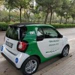 Electric Car Share Comes to Valencia