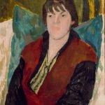 Helen Dudley by Vanessa Bell