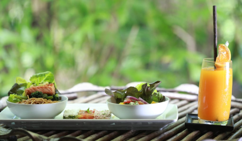 Pathways Spa Cuisine The Sarojin