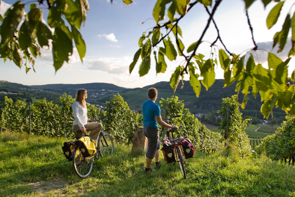 Cycling in Saarland