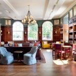 University Arms Cambridge library