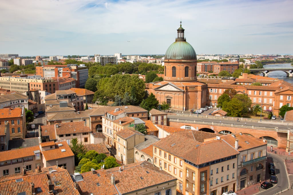 slow travel in Toulouse