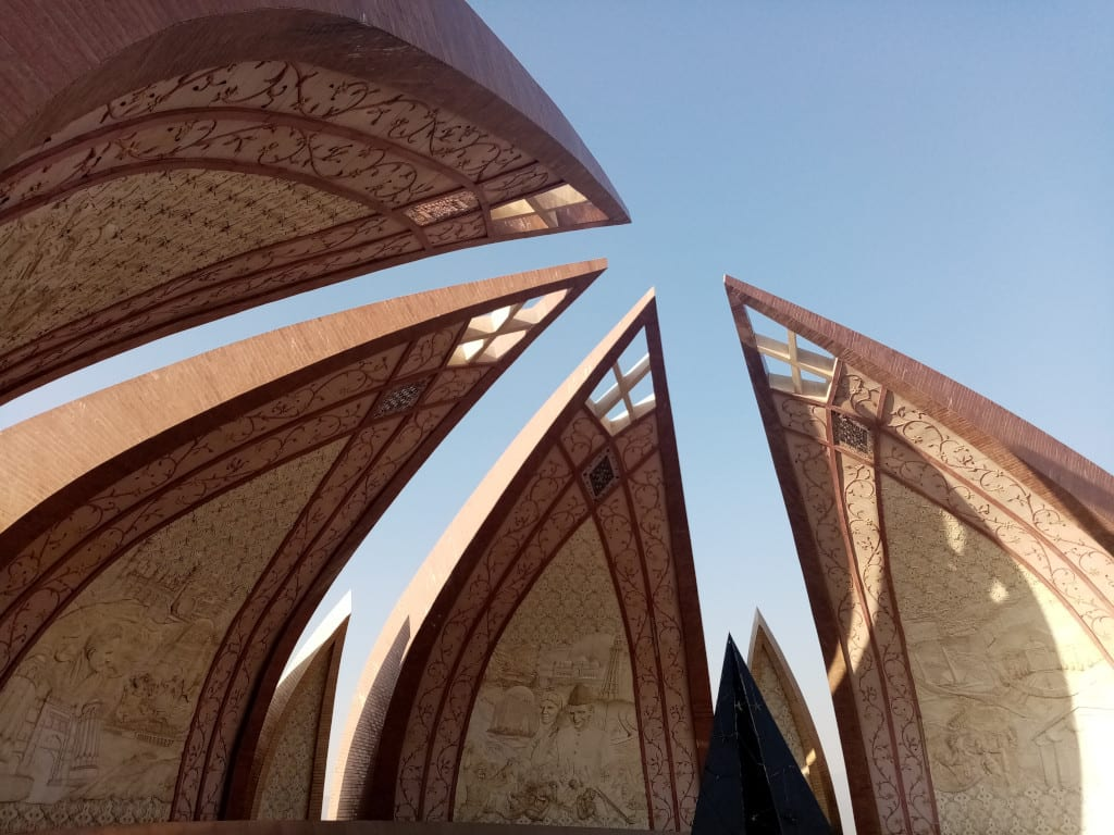 Pakistan Monument, Islamabad
