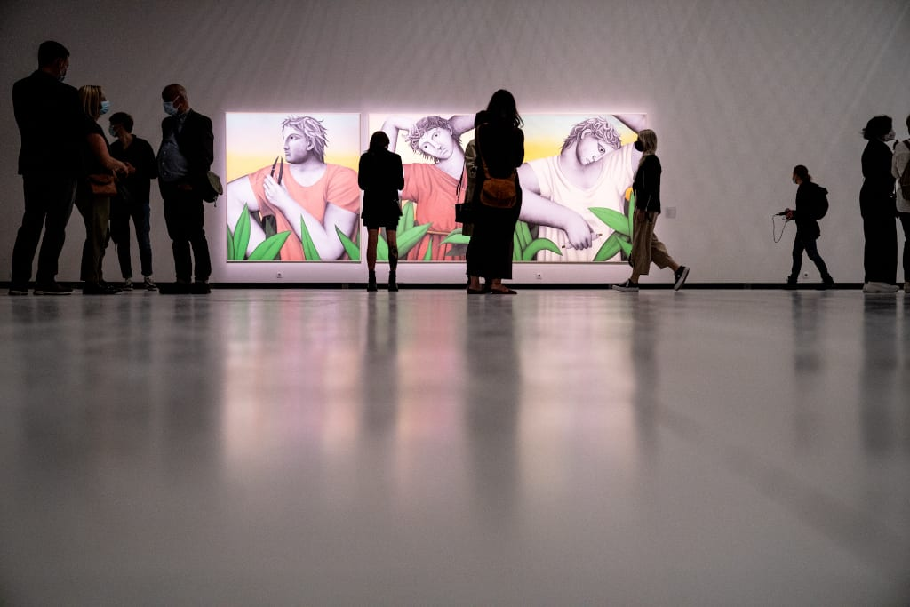 Baltic Triennial 14. The Endless Frontier. Photo by CAC