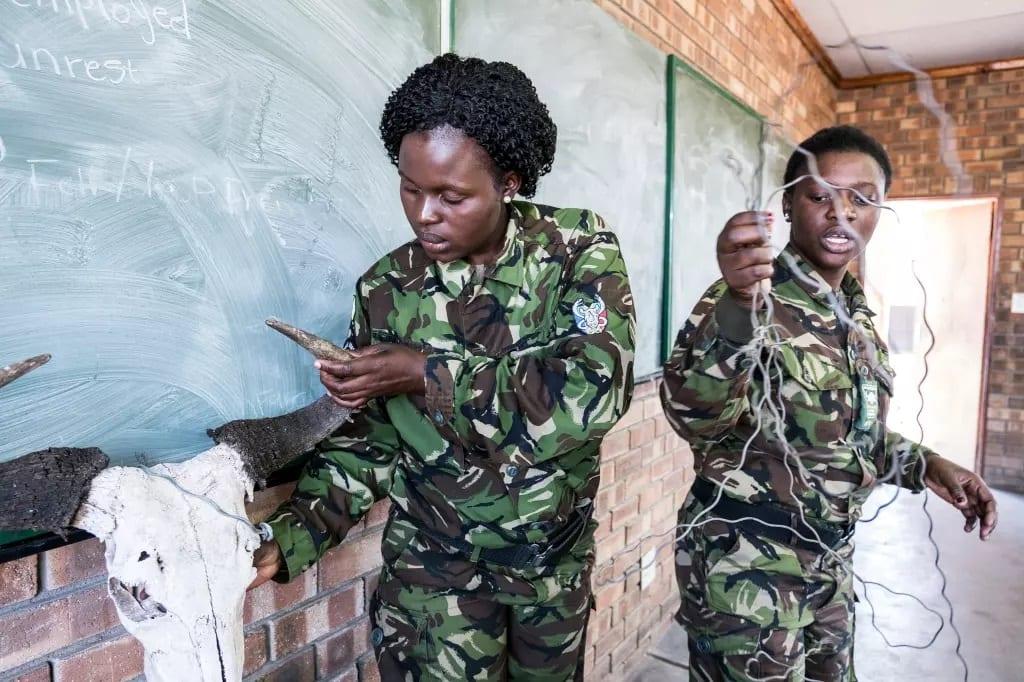 Black Mamba Anti-Poaching Unit, Credit Ilan Godfrey, Getty Images.