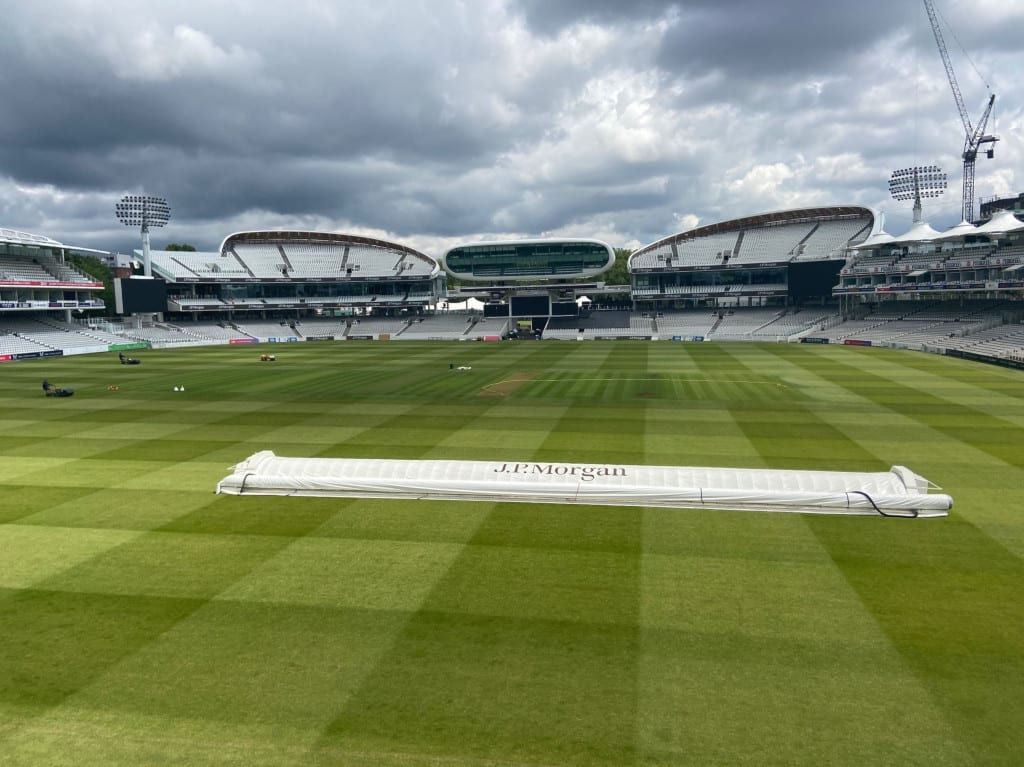 london staycation lord's tour