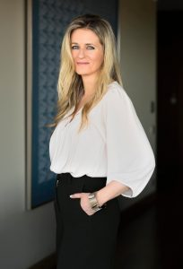 Eleni Andreadis, Group Director of Sustainability and CSR for Sani Resort