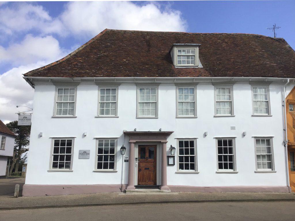 The Great House Lavenham