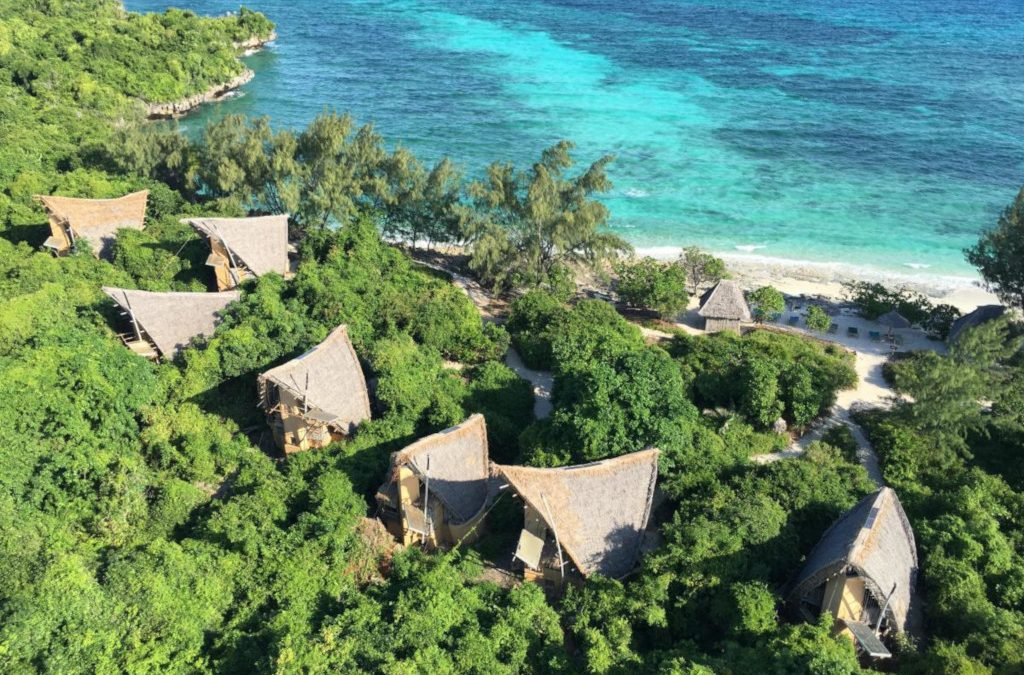 Chumbe Island : Tourism and Conservation in Harmony