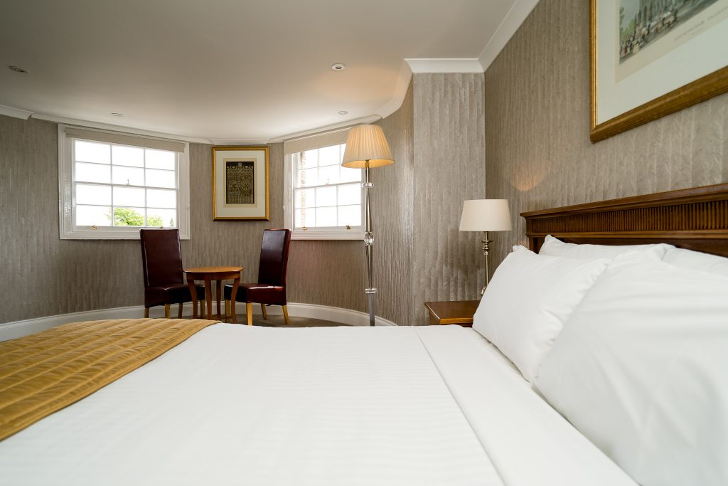 The Clarendon classic double room
