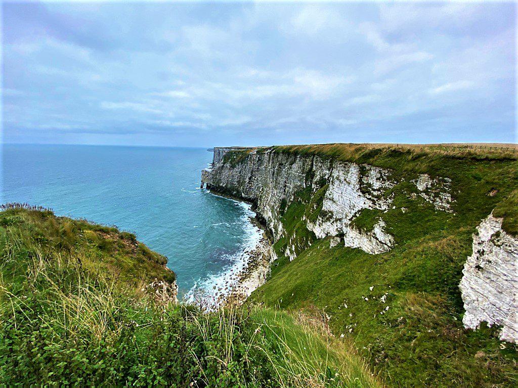 Bempton Cliffs Elephant Cliff