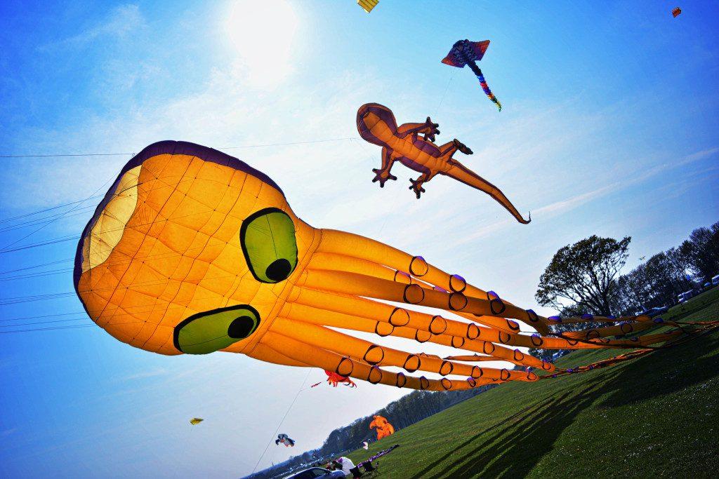 Bridlington Kite Festival