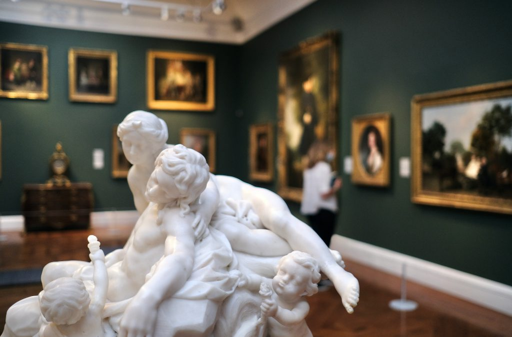 Rossetti's Portraits at the Holburne Museum