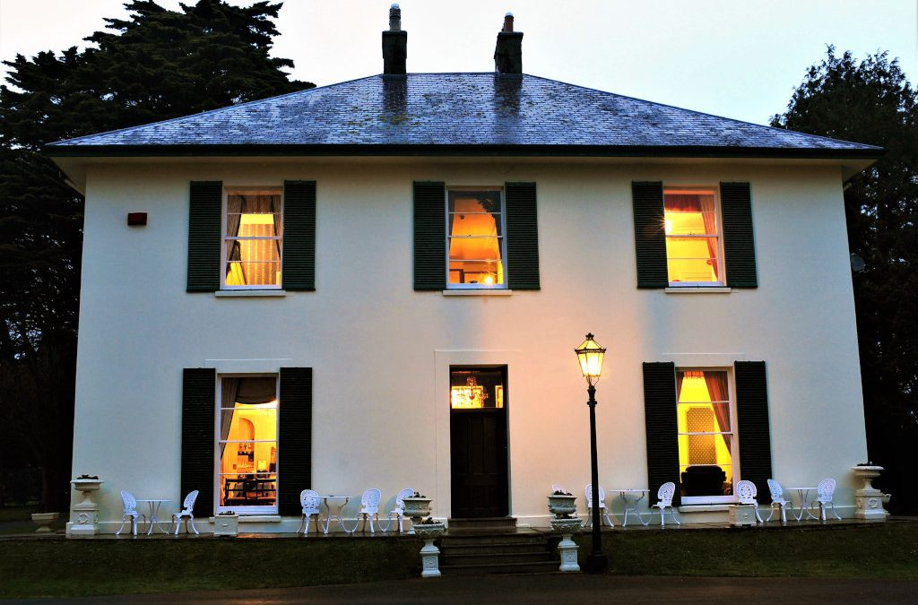 Elm Grove Country House: B&B With Bells On