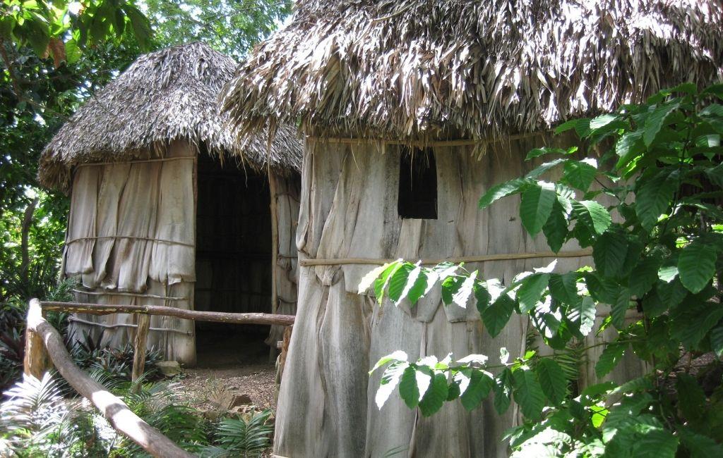 Tainos hut