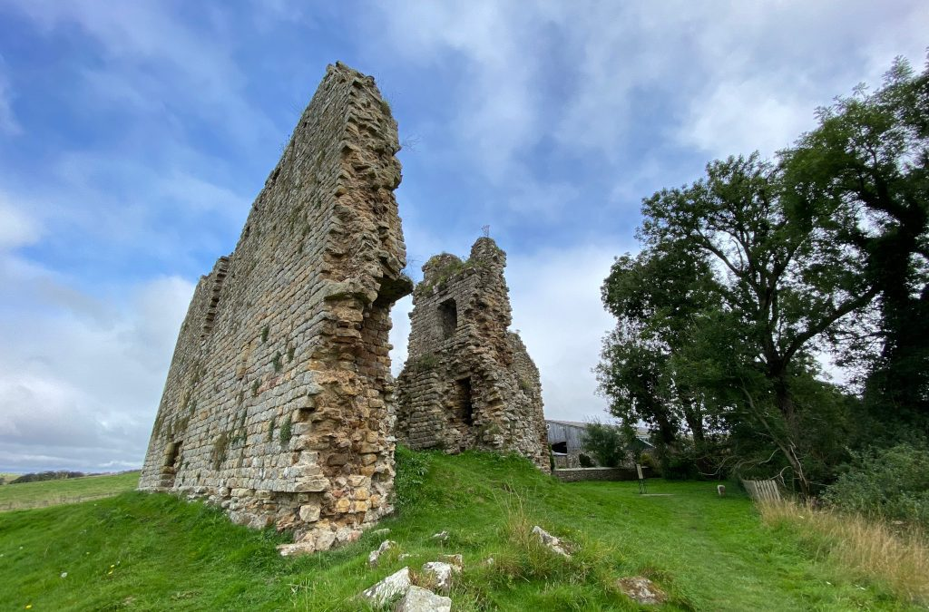 Gilsland Hall : a Walk from Hadrian's Wall