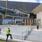 Stoke's Spitfire Readies for Take-off
