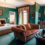 A bedrom at Lake Vyrnwy Hotel & Spa