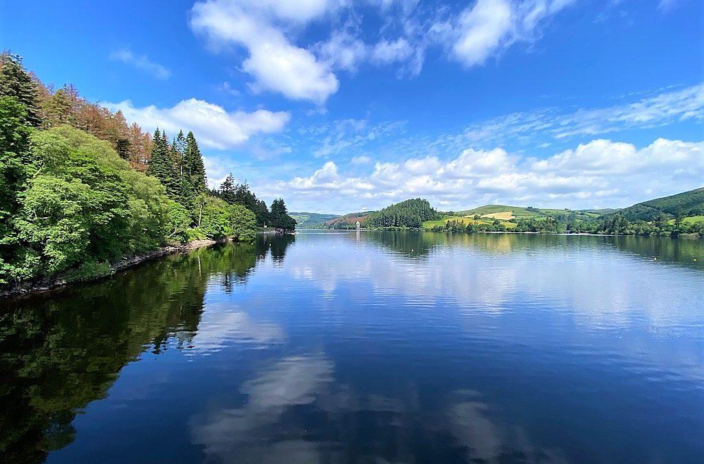 Amazing Views at Lake Vyrnwy Hotel & Spa